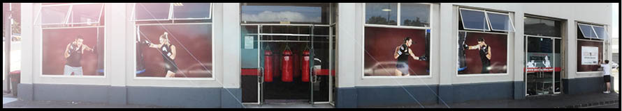 NZ-Boxing-Gym
