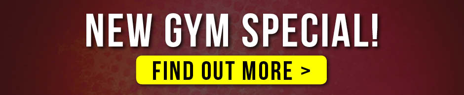 New Gym Special