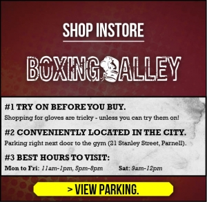 Boxing-Shop-Auckland-Instore | Boxing Alley