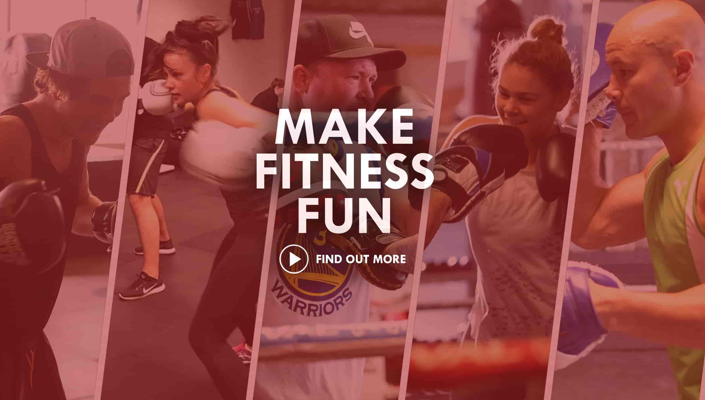 NZ's Boxing & Fitness Gym